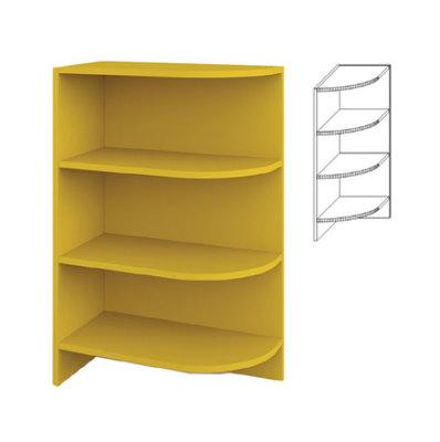 Нкз30 шкаф нижний угловой радиусный модульная кухня шарлотта.