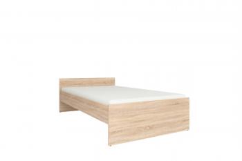 Кровать Непо LOZ/160 (КАРКАС) Гербор