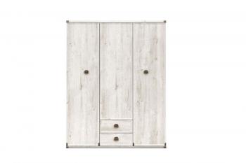 Шкаф платяной Индиана Каньон JSZF 3D2S 150 БРВ
