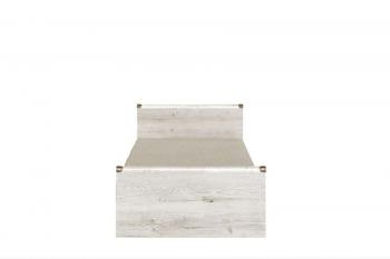 Кровать Индиана Каньон (каркас) JLOZ 90 БРВ