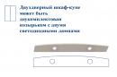 Шкафы-купе1900*600*2400 Феникс Стандарт